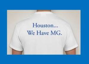 Houston...We Have MG